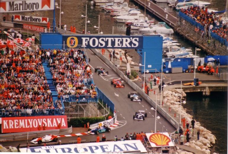 Monaco 1996