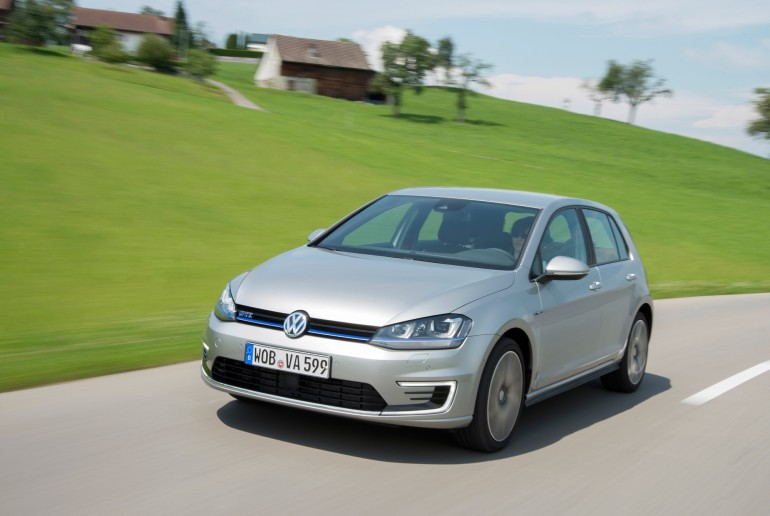 prova volkswagen golf gte test. Black Bedroom Furniture Sets. Home Design Ideas