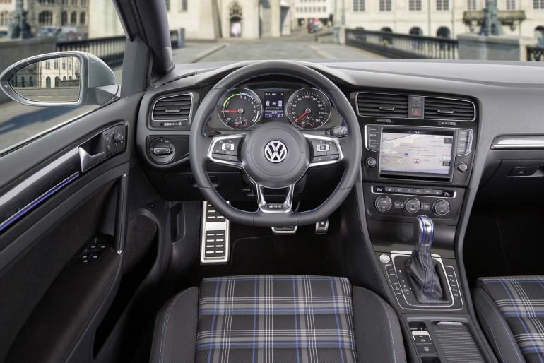 Der neue Volkswagen Golf GTE