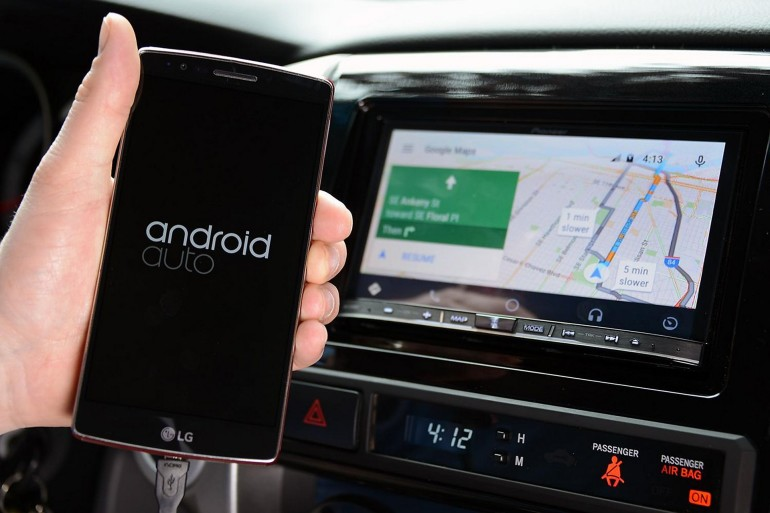Android Auto-001