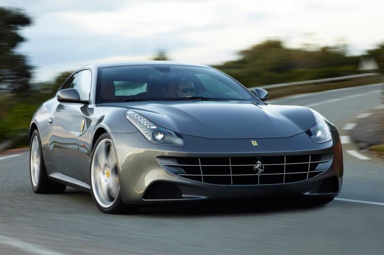 Ferrari FF-001