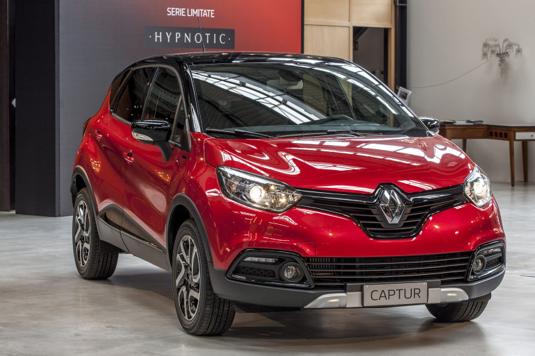 renault captur e kadjar hypnotic coppia magnetica news. Black Bedroom Furniture Sets. Home Design Ideas