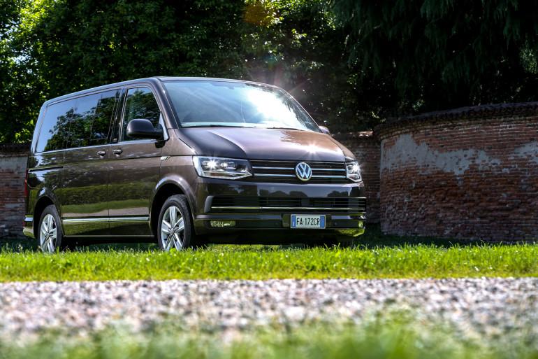 Volkswagen Multivan-1