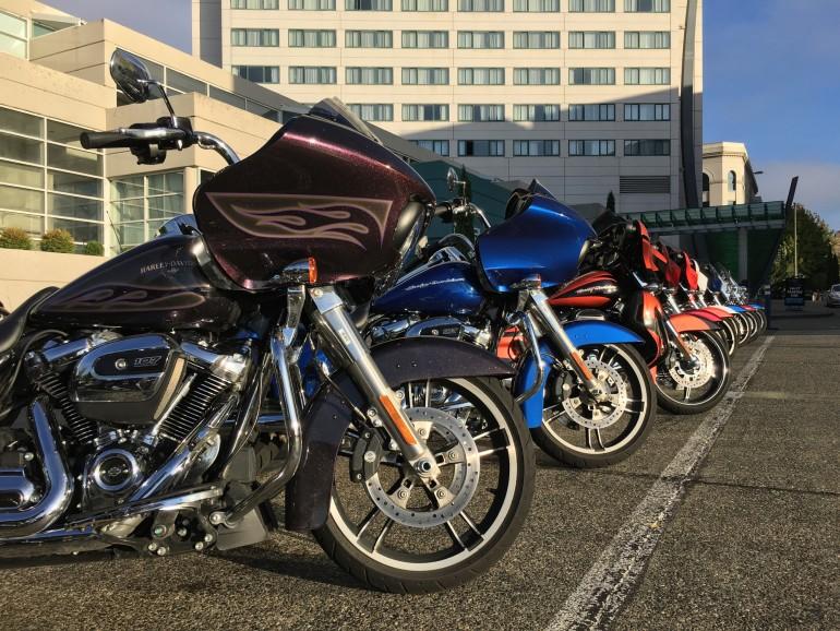 Harley Touring 2017 - 72