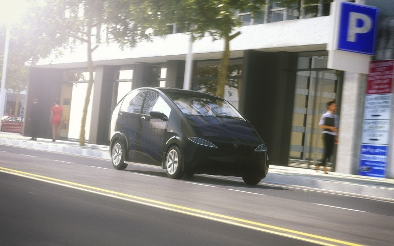 Sion Solar Car-003