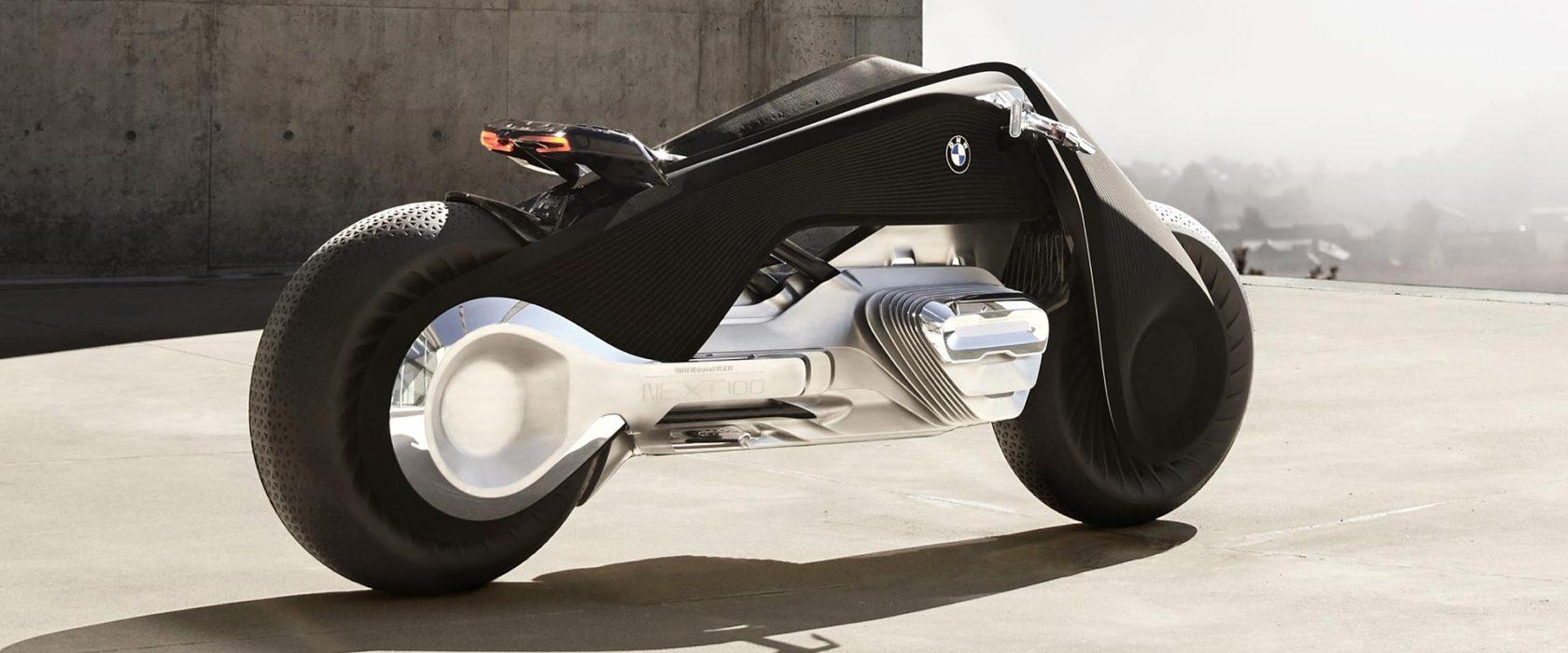 bmw motorrad vision next 100 la roadster futura concept red live. Black Bedroom Furniture Sets. Home Design Ideas
