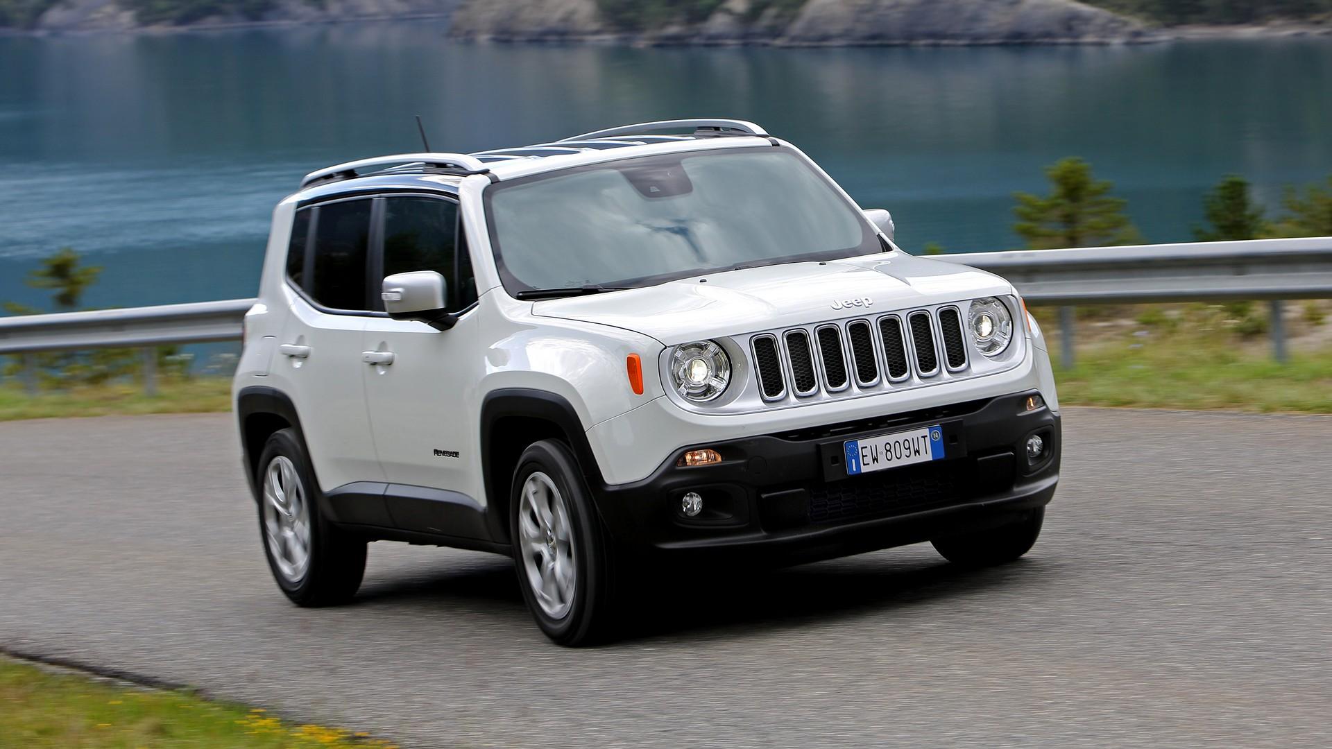 Jeep Renegade Per I Neopatentati News