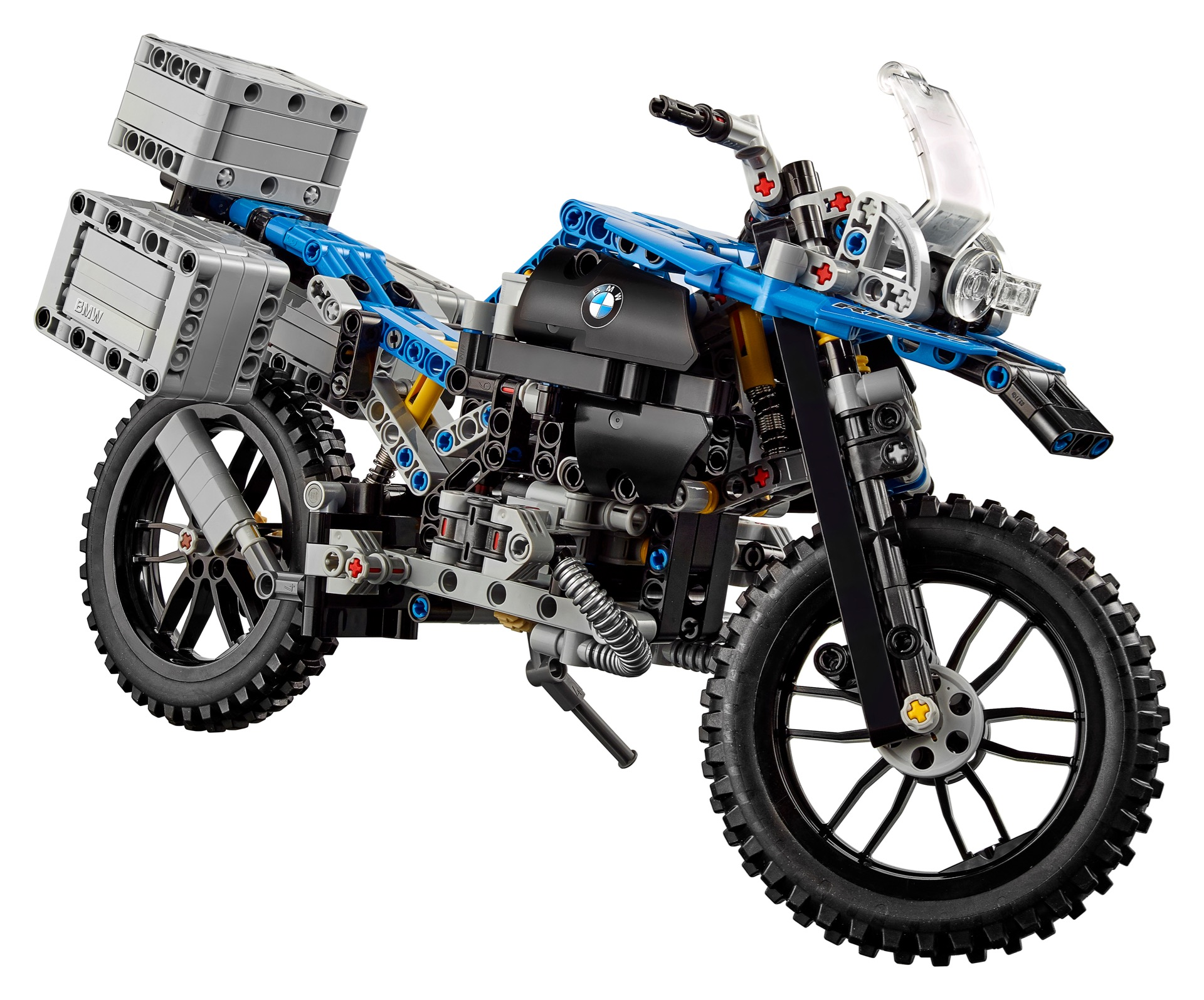 lego technic bmw r 1200 gs adventure hover ride red live. Black Bedroom Furniture Sets. Home Design Ideas