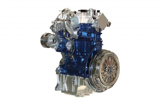 Ford Ecoboost 3 cilindri motore