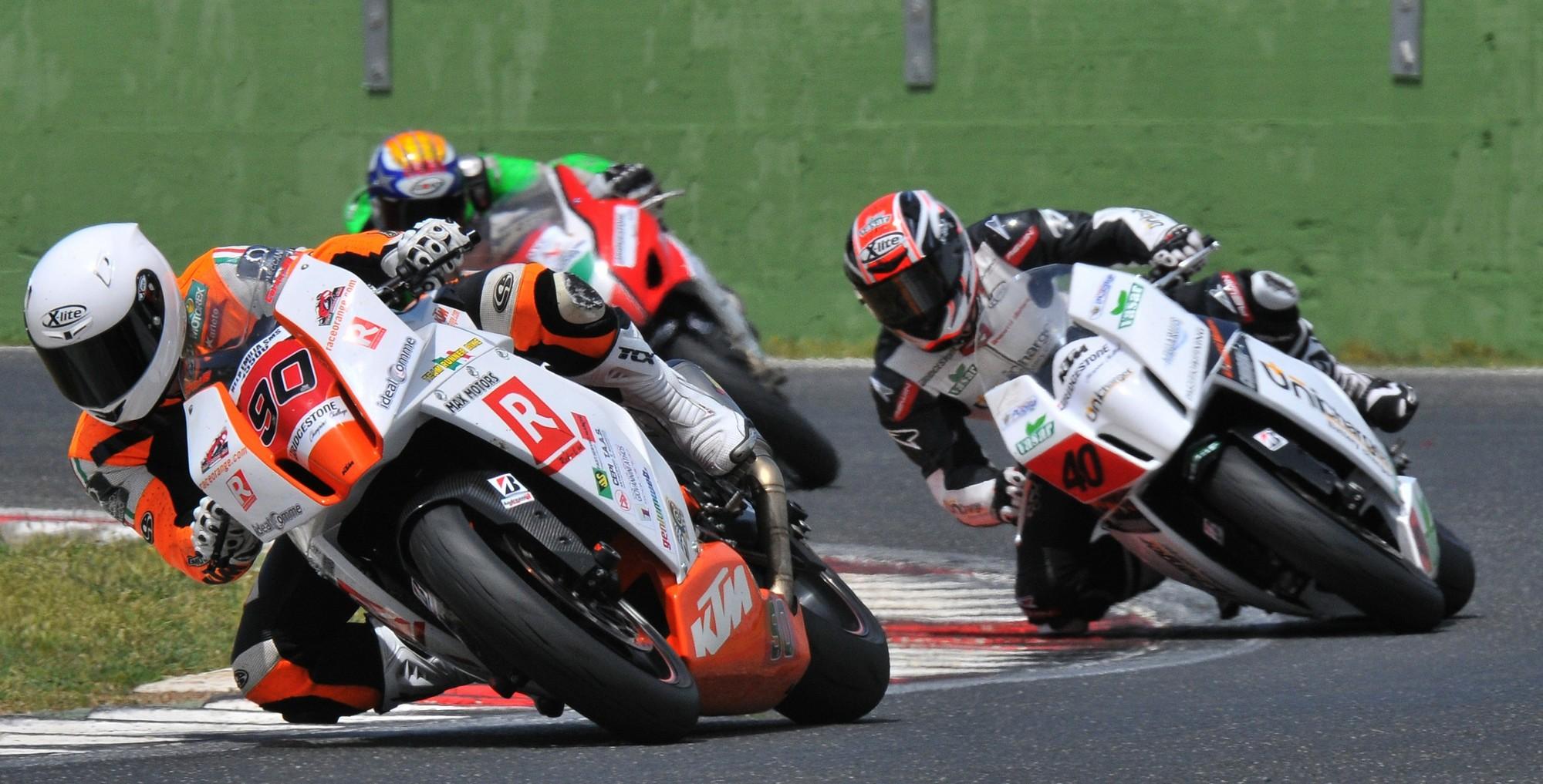 Circuito Vallelunga : Mini challenge il punto su gara a vallelunga motorinolimits