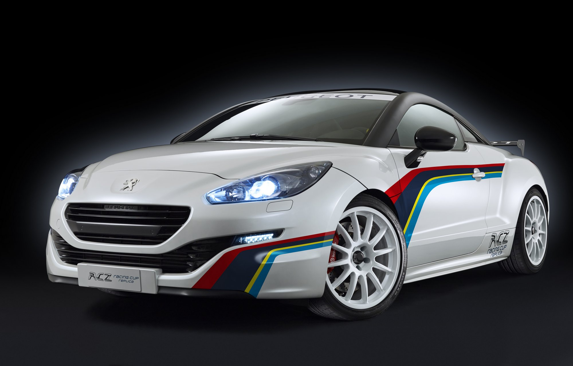 peugeot rcz racing cup replica. Black Bedroom Furniture Sets. Home Design Ideas