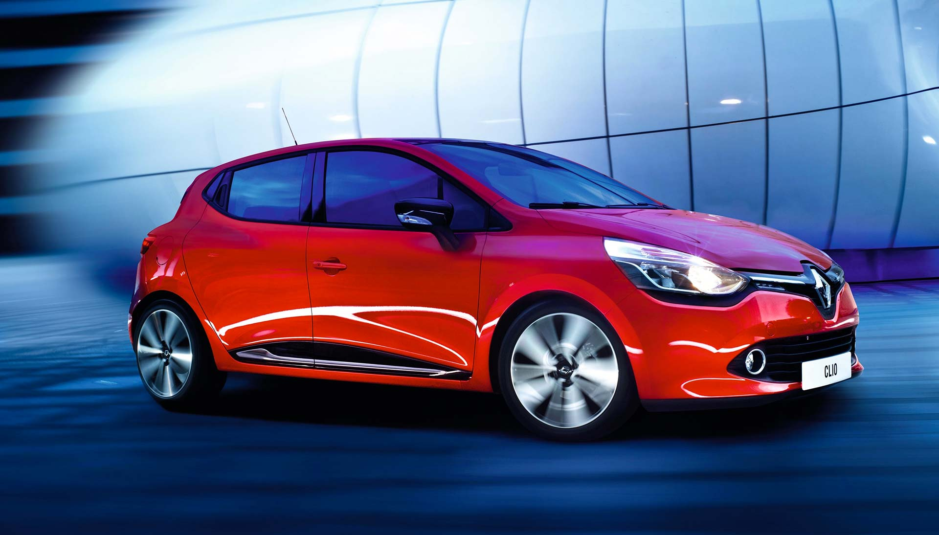 fast test renault clio dci 75 cv red live. Black Bedroom Furniture Sets. Home Design Ideas