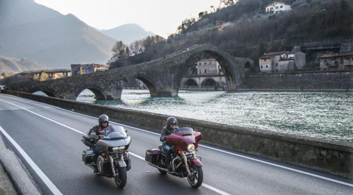 Harley-Davidson, in viaggio lungo la Linea Gotica