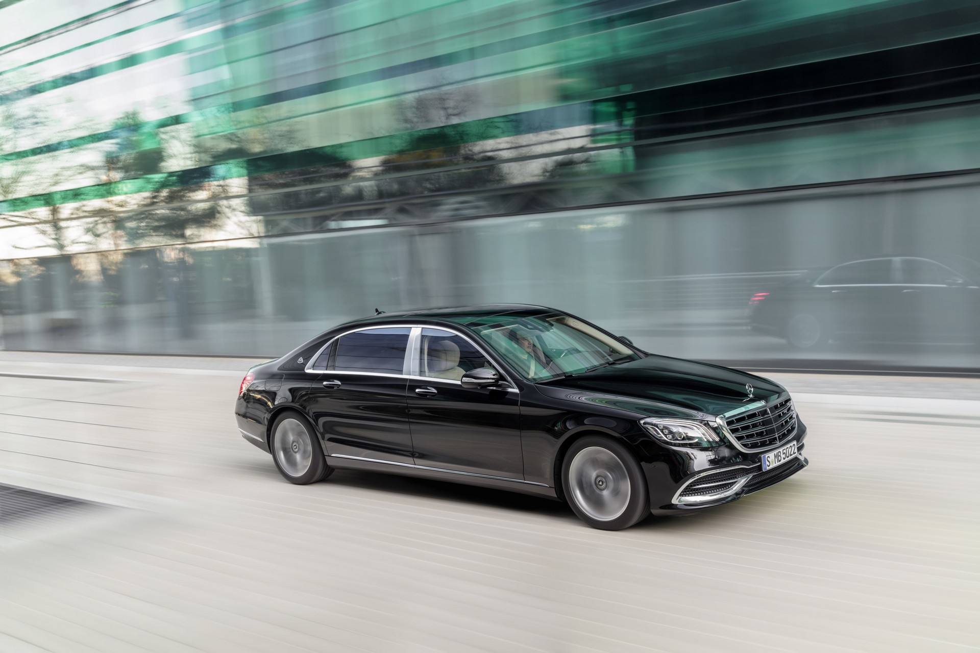 La nuova mercedes benz classe s 2018 for Mercedes benz in louisiana