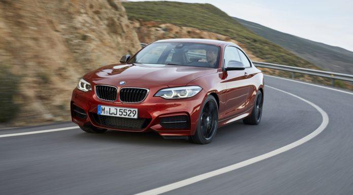 BMW Serie 2 2017 Movimento