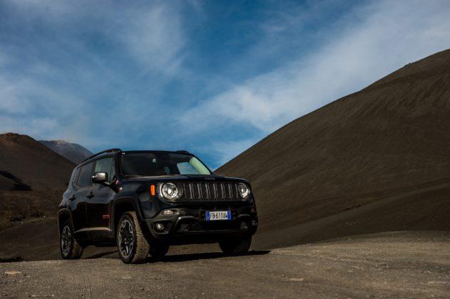 Jeep Renegade statica