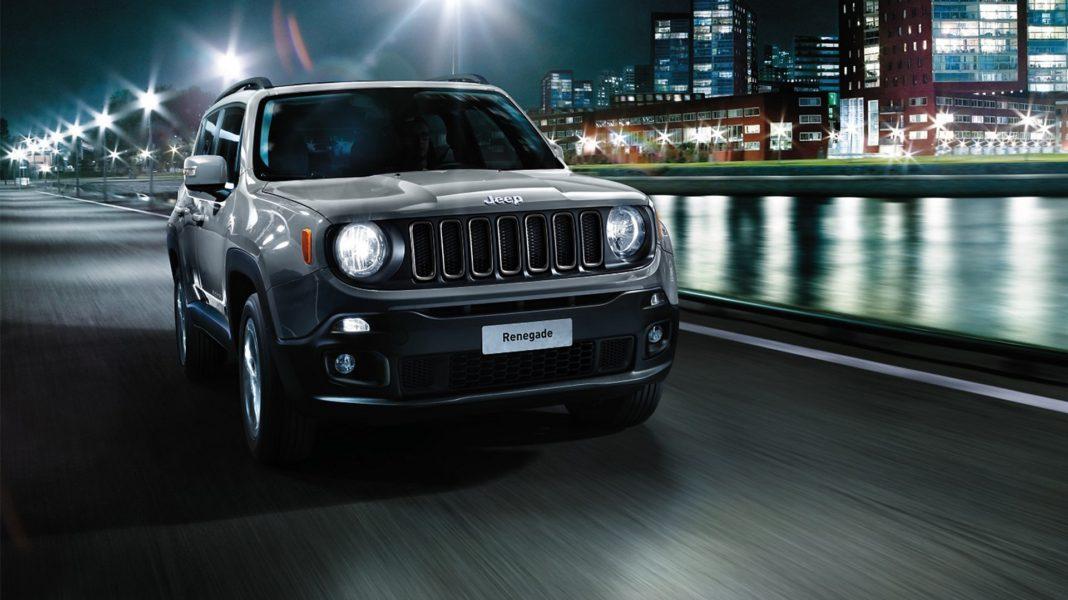 Jeep Renegade dinamica