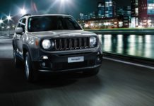 Jeep Renegade dinamica