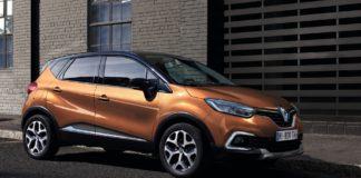 Renault Captur statica