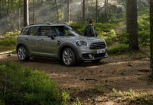 MINI Countryman One statica