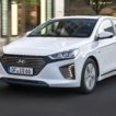 Hyundai Ioniq Plug-in dinamica