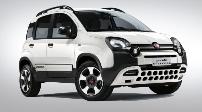 Fiat Panda City Cross statica