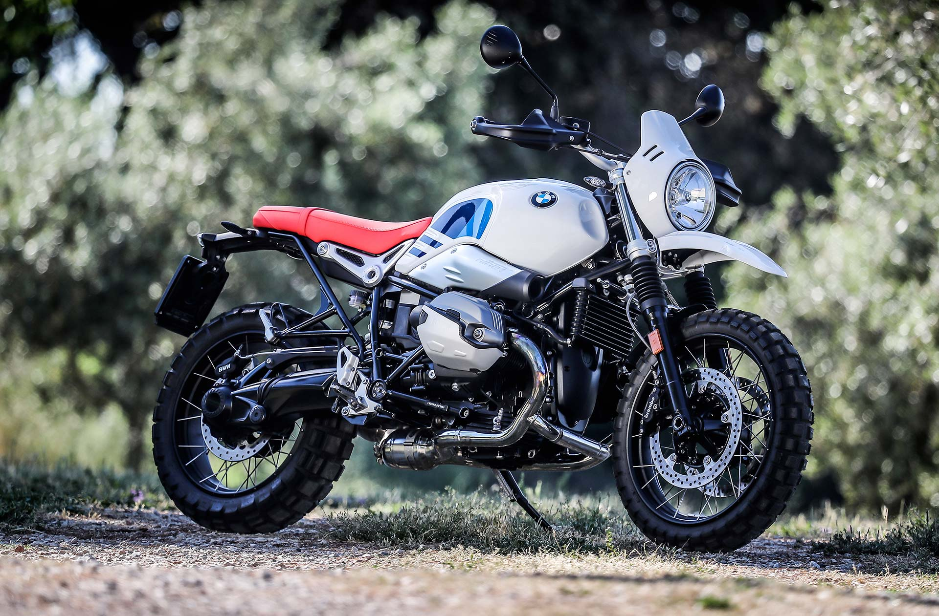 prova bmw r ninet urban g s red live. Black Bedroom Furniture Sets. Home Design Ideas