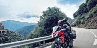 Yamaha Tracer 700 dinamica