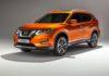 Nissan X-Trail 2017 statica