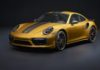 Porsche 911 Turbo S Exclusive Series statica