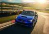 Subaru WRX STI Type RA dinamica
