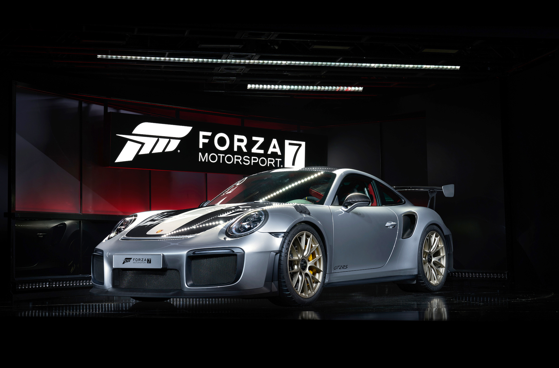 forza motorsport 7 debutta con la nuova porsche 911 gt2 rs red live. Black Bedroom Furniture Sets. Home Design Ideas