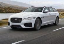 Jaguar XF Sportbrake dinamica