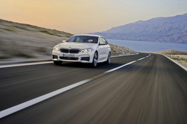 BMW Serie 6 GT dinamica