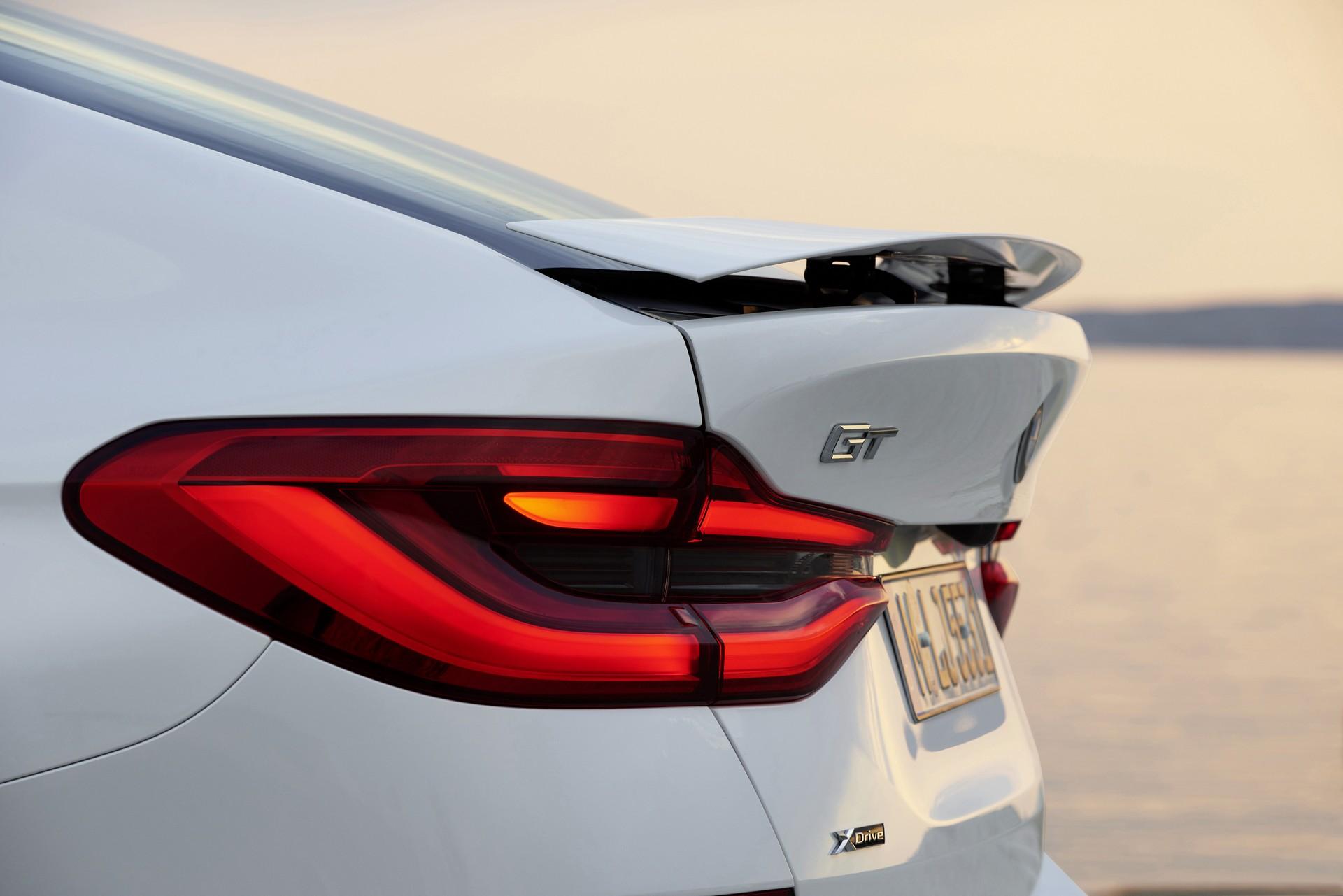 BMW Serie 6 GT dettaglio