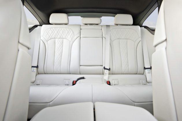 BMW Serie 6 GT interni