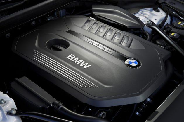 BMW Serie 6 GT motore