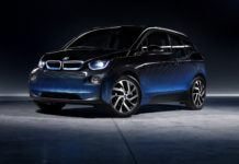 BMW i3 CrossFade Edition statica