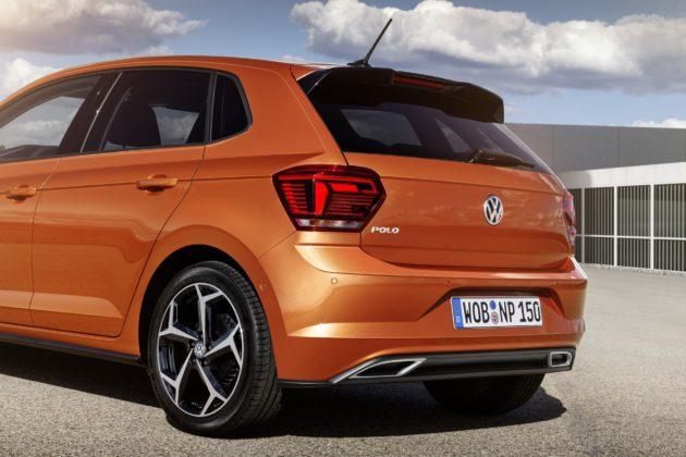 Volkswagen Polo MY18 dettaglio