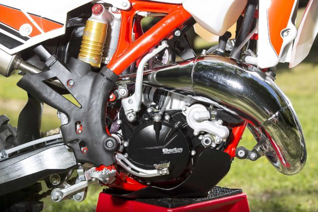 Betamotor RR 2018 particolare motore