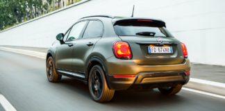 Fiat 500X S-Design dinamica