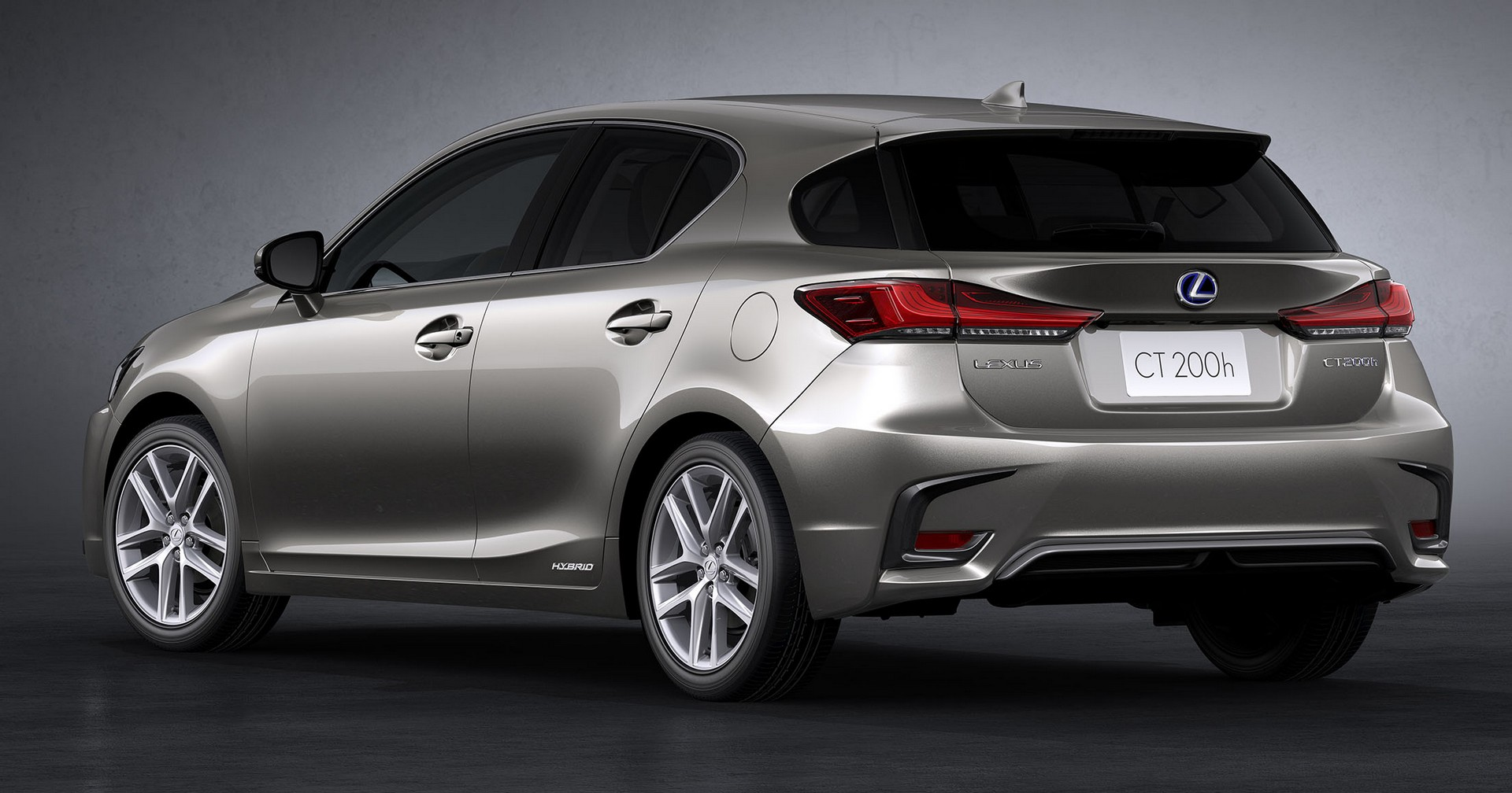 Ct200H F Sport >> La nuova berlina ibrida Lexus CT200h