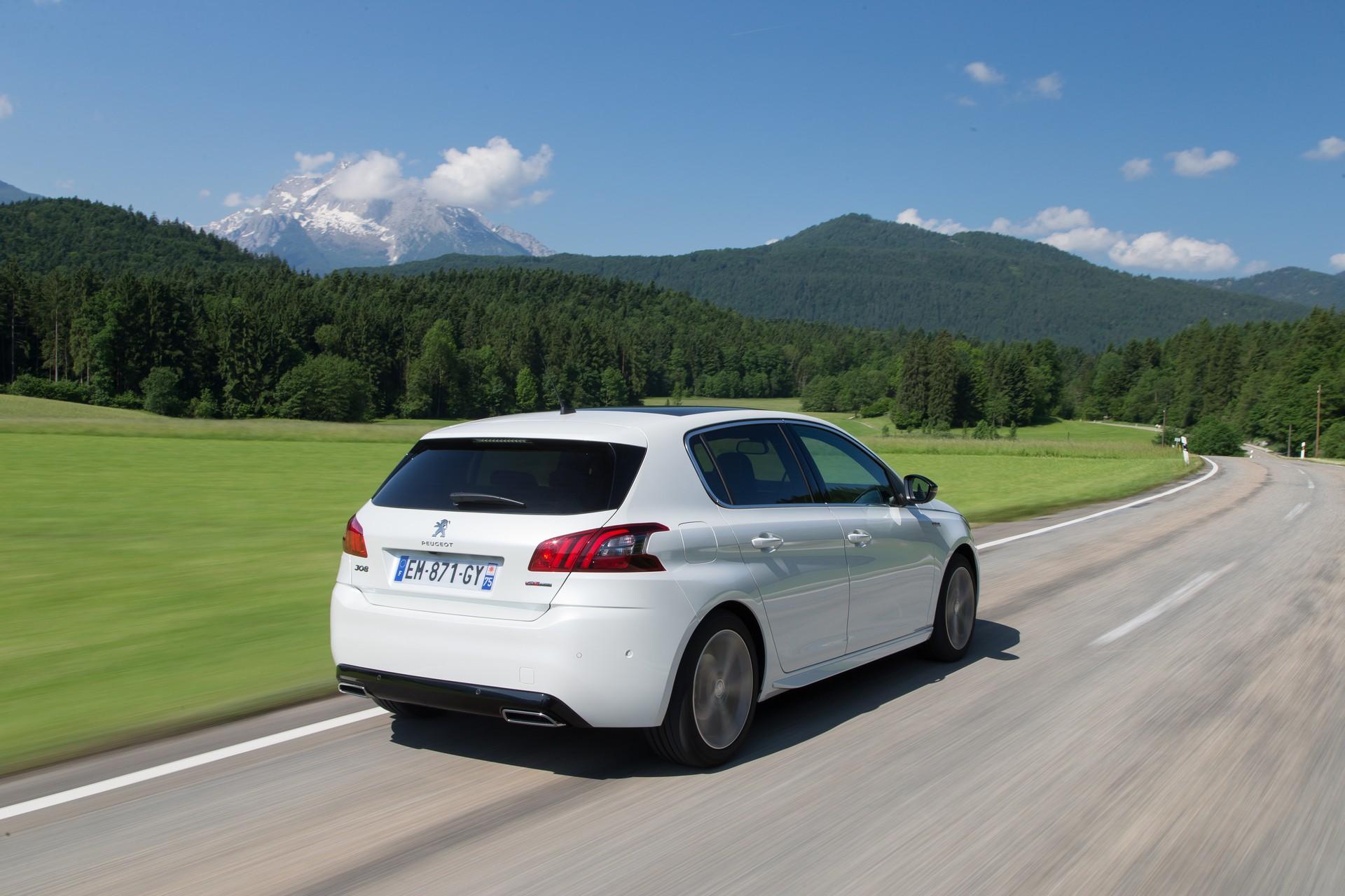 Test Drive Nuova Peugeot 308
