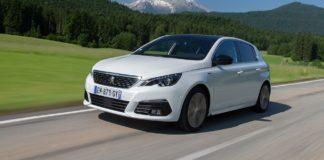 Peugeot 308 MY18 dinamica