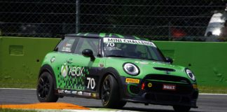 MINI Challenge Monza Prima variante