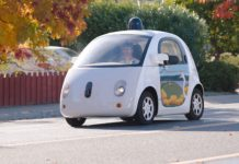 Google Car dinamica