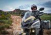 Ducati Multistrada Enduro Pro dinamica