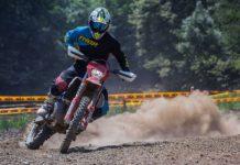 KTM EXC TPI 2018 action