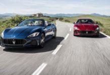 Maserati GranTurismo MC MY18 dinamica