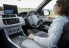Range Rover Sport Autonomous Urban Drive interni